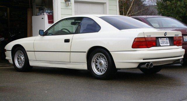 1991 - BMW, 850-I