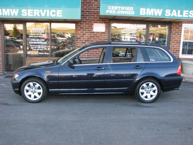 2004 - BMW, 325xi Sportswagon