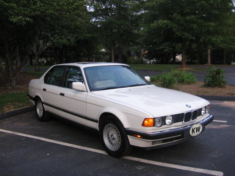 1990 - BMW, 735i automatic