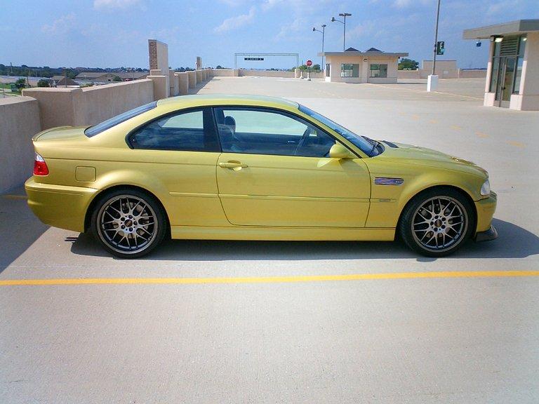 2003 - BMW, M3