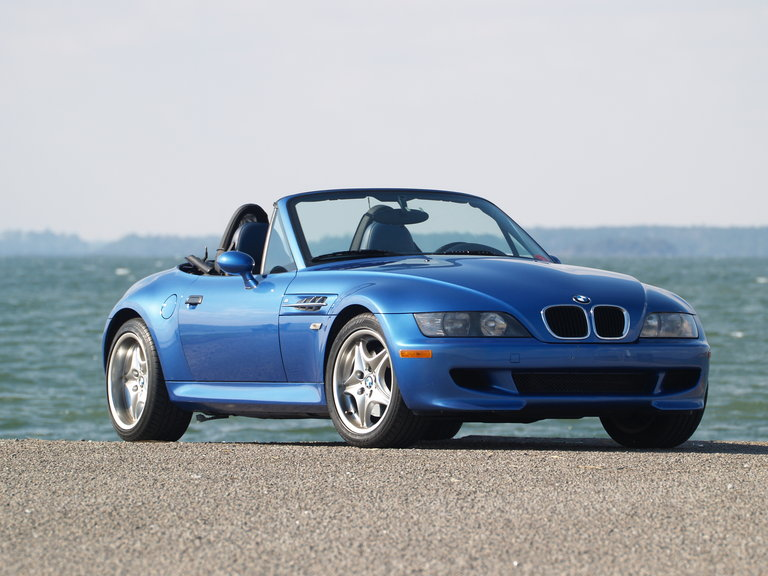 1998 - BMW, M Roadster