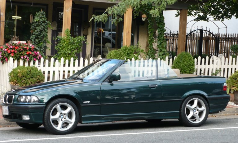 1998 - BMW, 323ic