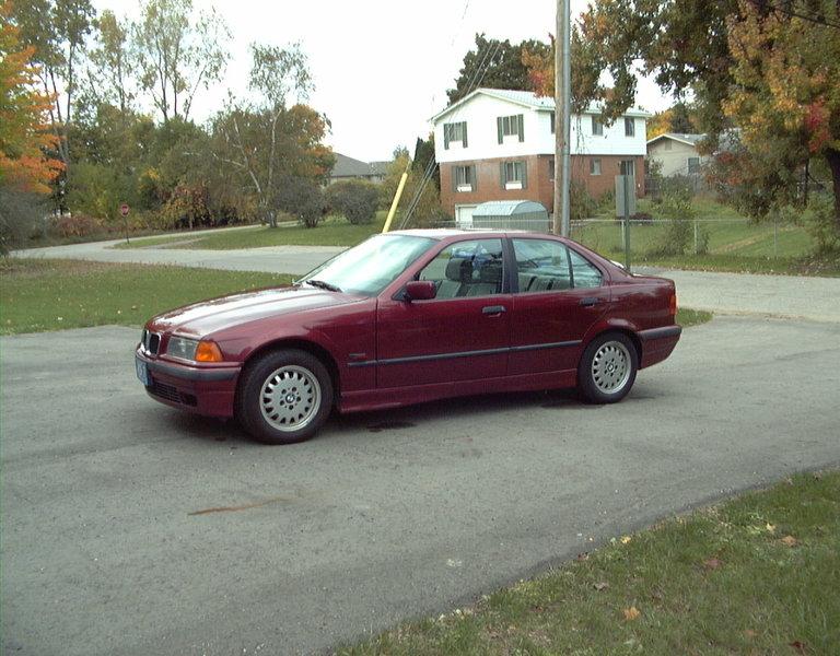 1996 - BMW, 328i