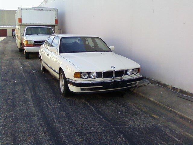 1988 - BMW, 750iL