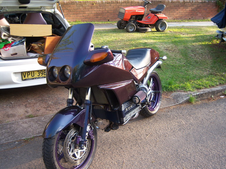 1986 - bmw, k100rs.intercooled turbo