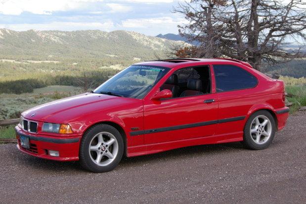 1995 - BMW, 318ti Club Sport