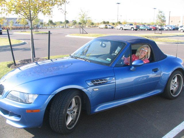 2002 - BMW, M Roadster