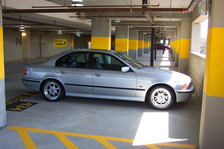 1998 - BMW, 540I Sport