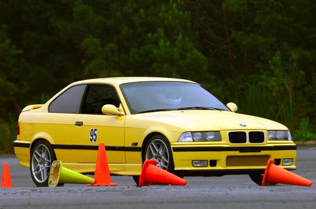1995 - BMW, M3
