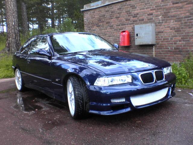 1992 - BMW, E-36