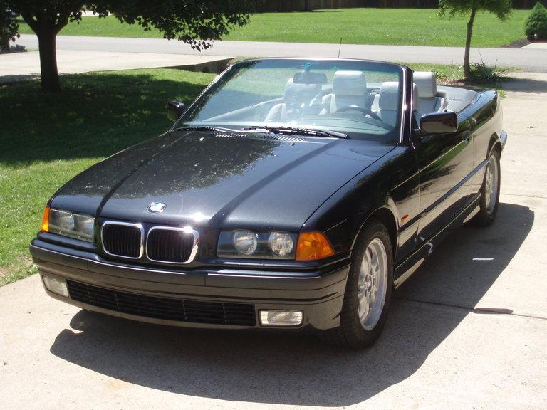 1999 - BMW, 323ci