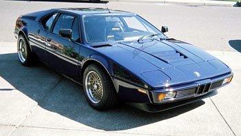 1980 - BMW, M 1