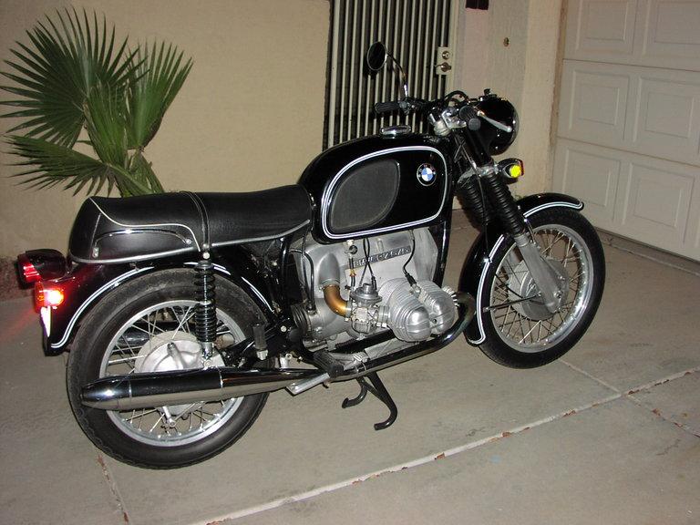 1971 - BMW, R75/5