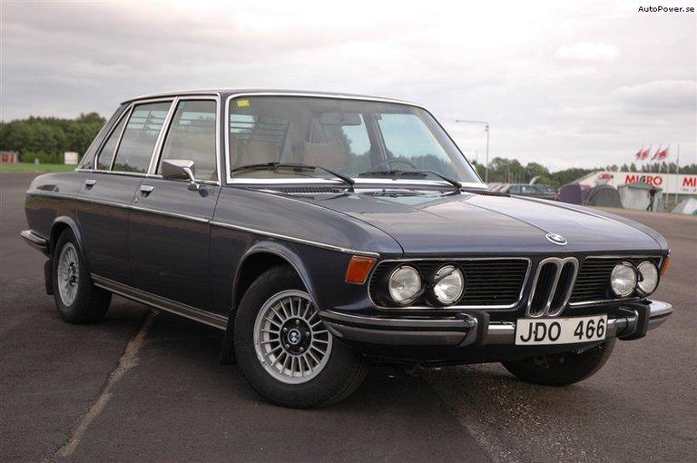 1975 - BMW, 3.0Si