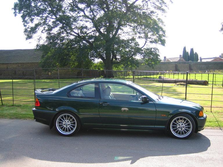 2000 - BMW, 328 CI