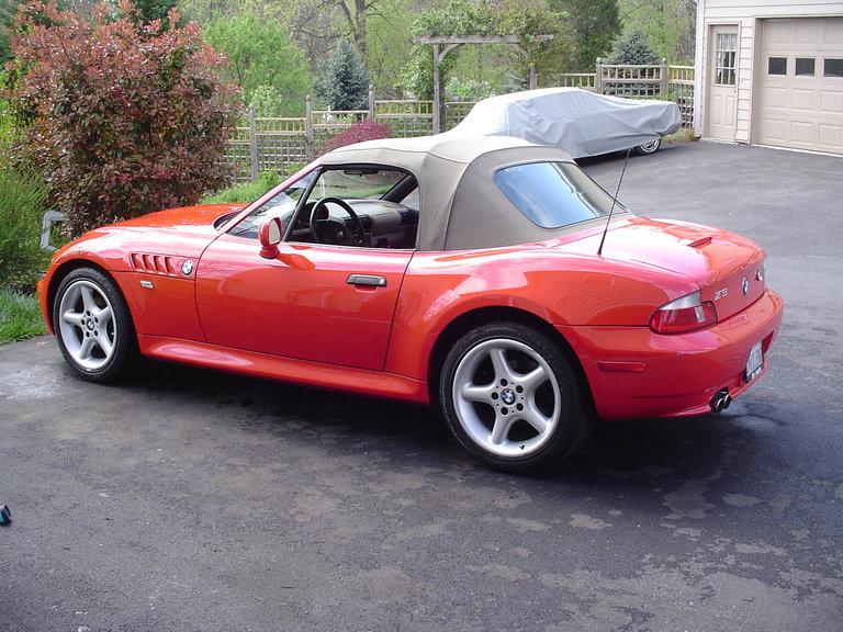 2000 - BMW, Z3