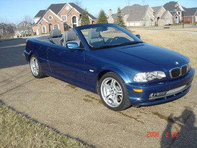 2003 - BMW, 330Ci