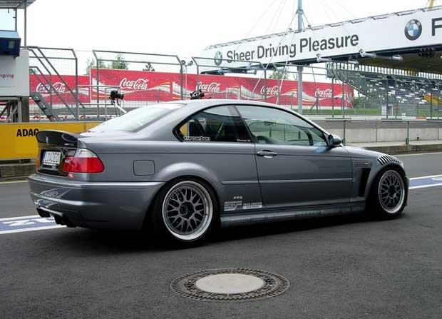 2003 - BMW, M3 CSL E46