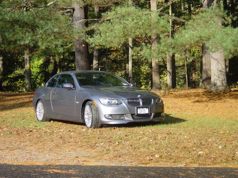 2007 - BMW, 335i Cabriolet