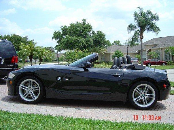 2007 - BMW, Z4 M Roadster
