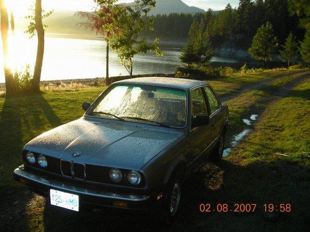 1985 - BMW, 325e