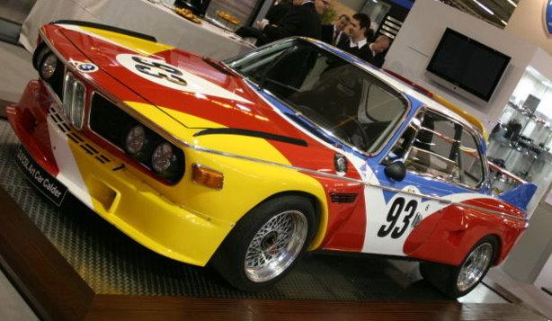 1975 - BMW, 3.0 CSL Racing Coupe