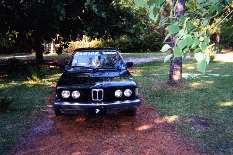 1982 - BMW, 320i