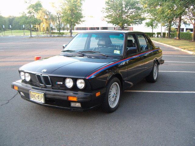 1988 - BMW, M-5