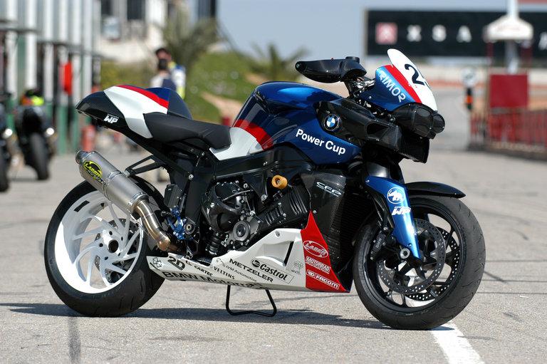2005 - BMW, K12R Power Cup