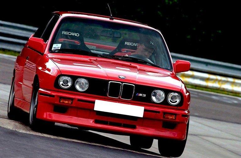 1990 - BMW, M3