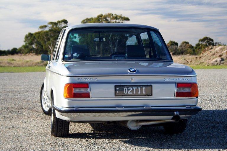 1973 - BMW, 2002 Tii