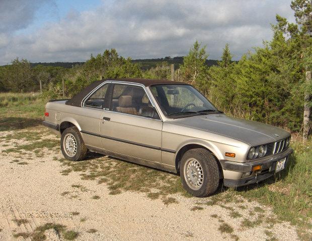 1985 - BMW, BAUR TC