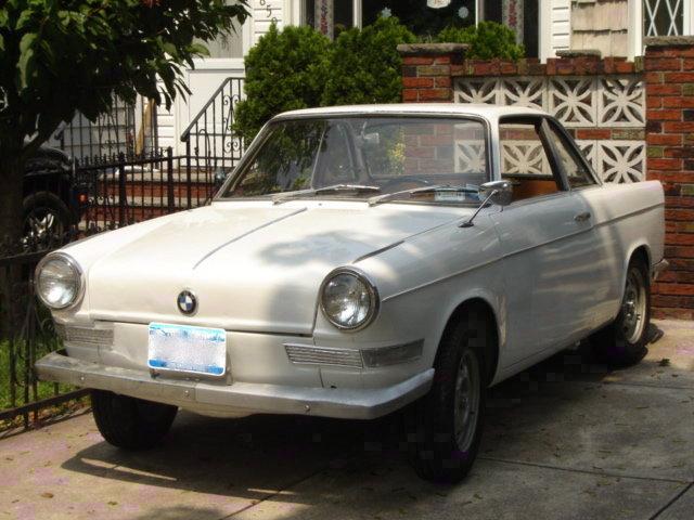 1960 - BMW, 700