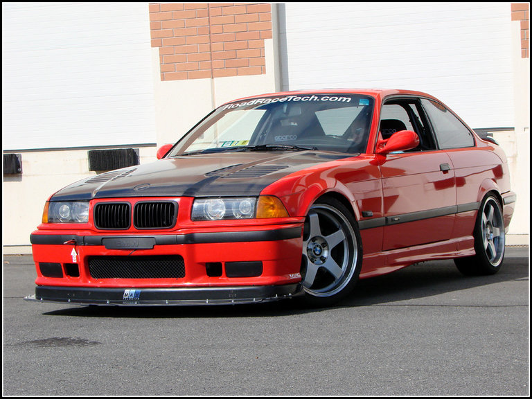 1995 - Bmw, M3 EVO