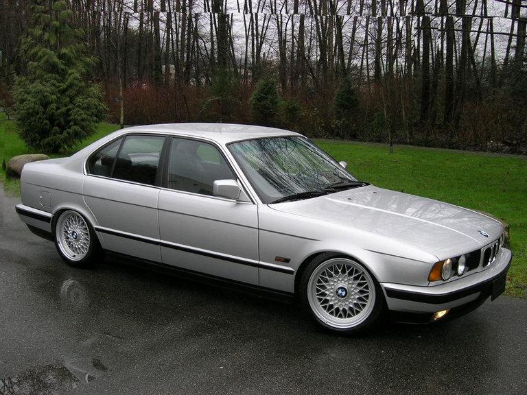 1991 - BMW, 540i