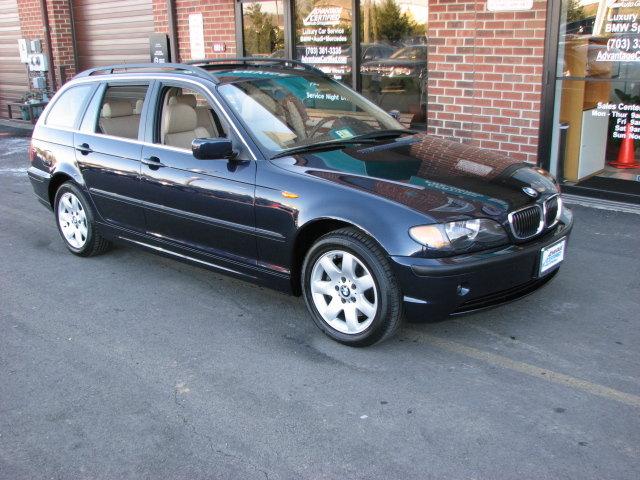 2004 - BMW, 325ix Sportwagon