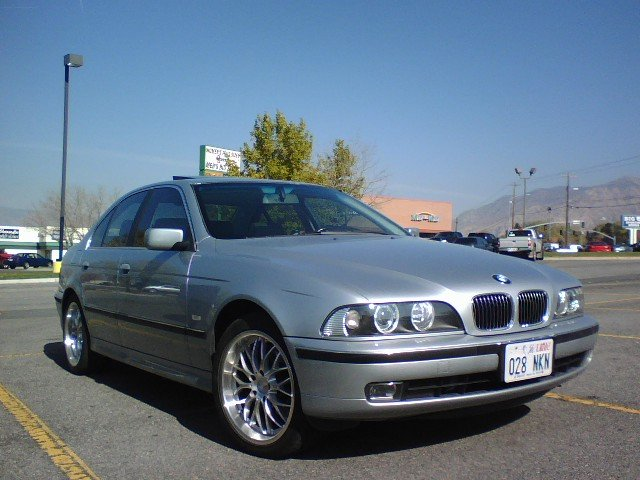 1997 - BMW, 540