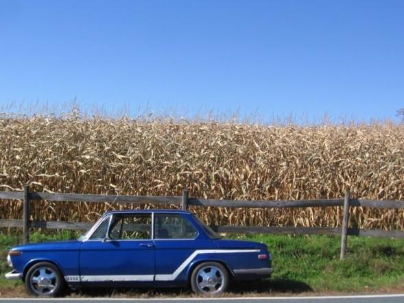1972 - BMW, 2002