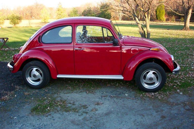 1971 - Volkswagen, Beetle