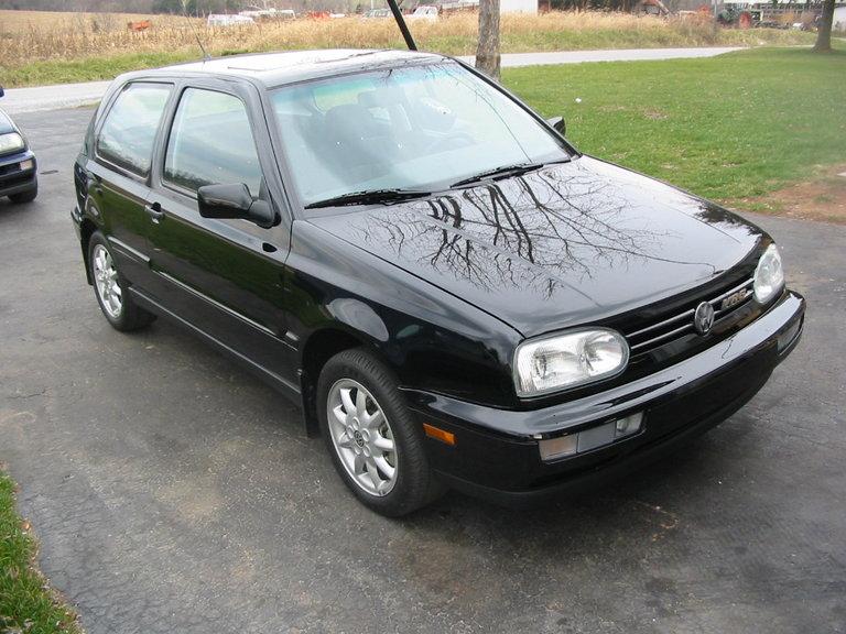 1995 - Volkswagen, GTI VR6