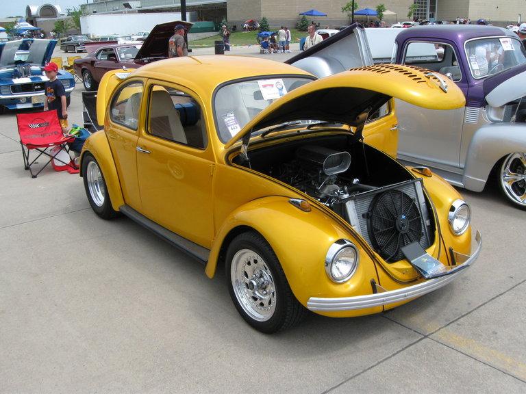 Jay leno 39 s garage volkswagen photo 389386 for Garage volkswagen 78 chambourcy