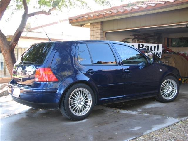 2003 - Volkswagen, Golf TDI