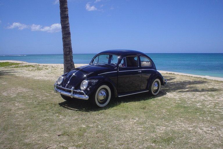 1957 - Volkswagen, Beatle