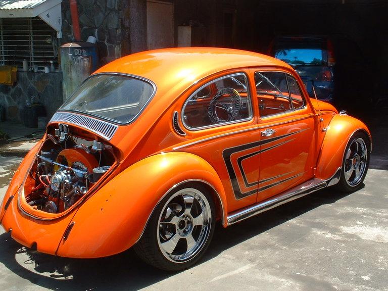 1966 - vw, type 1