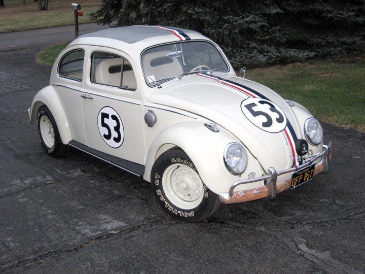 1959 - VW, Movie Used Herbie