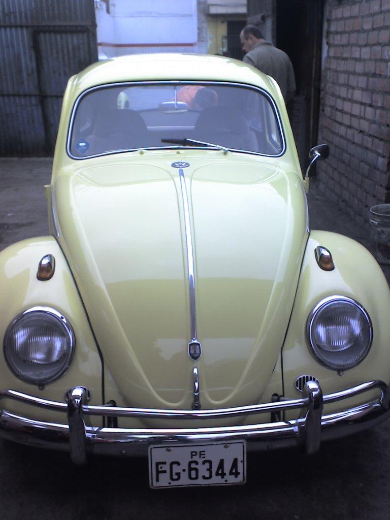 Jay leno 39 s garage volkswagen photo 389526 for Garage volkswagen 78 chambourcy