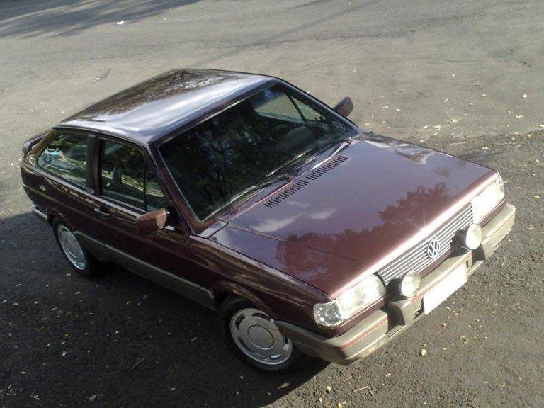 1991 - Volkswagen, Gol GTS