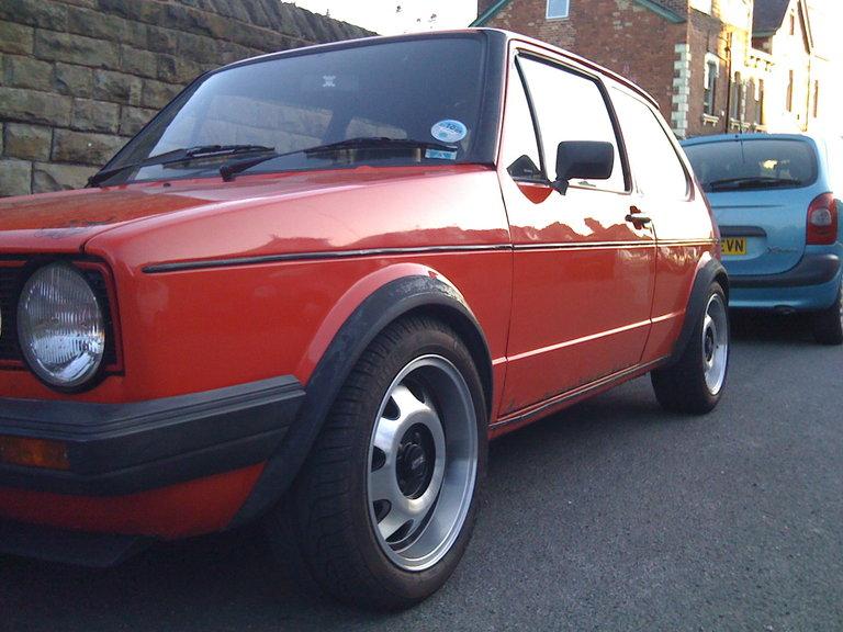 1981 - VW, Golf GTi