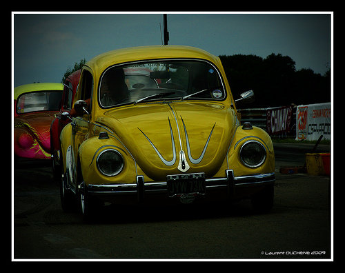 1972 - volks wagon, beetle gtv