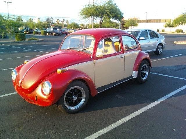 1971 - Volkswagen, Super Beetle